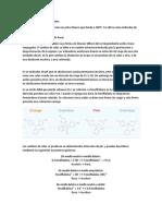Propiedades de La Fenolftaleína