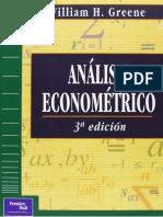ANÁLISIS ECONOMÉTRICO - William H. Greene 3ra Edic..pdf