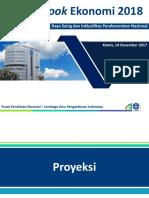 Outlook Ekonomi - Pusat Penelitian Ekonomi - LIPI 2018