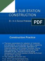 21996731 Lines Sub Station Construction