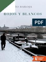 Rojos y Blancos - Pio Baroja