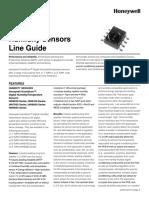 Humidity Sensors Line Guide