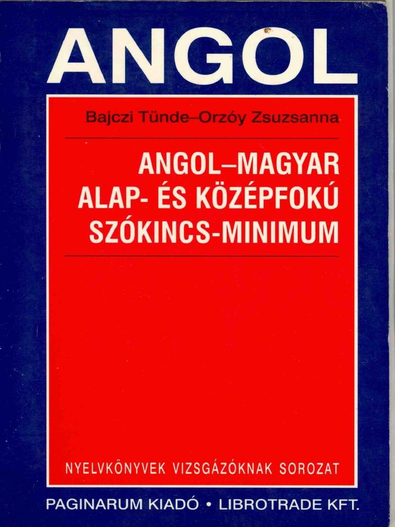 b02a25f6bea0 Angol-szokincsminimum