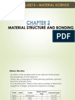 Chapter 2-Material Structure and Bonding