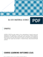 Chapter 1-Introduction on Material Science