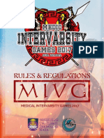 Mivg'17 Rules and Tegulations Updated