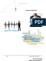 Module Supply Chain Management