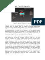 Pnp Transistor Operation