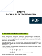7-RADIASI ELEKTROMAGNETIK
