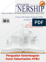 Majalah KPBU Edisi Khusus Kelembagaan