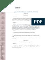 Reglamento Interno de La Emisora Municipal