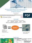 Spatiotemporal effect of transportation infrastructure development