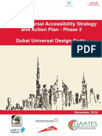 Dubai Univeral Accessibiliy Strategy and Action Plan