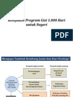 Presentasi Tumpeng Gizi Pkm Ngamprah
