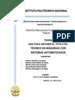1. Antorcha Manual Para Corte de Metal Por Plasma