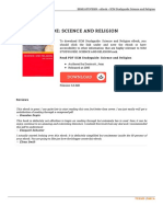 0334029759 Scm Studyguide Science and Religion