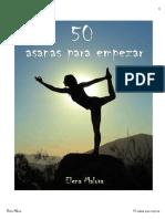 Elena Malova - 50 Asanas Para Empezar
