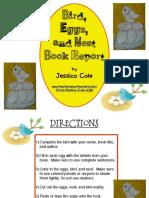 birdeggsandnestbookreport