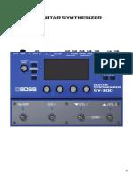 Roland SY-300 ParamGuide e02
