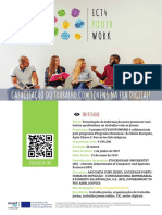 ICT4YOUTHWORK - Project factsheet in Portuguese
