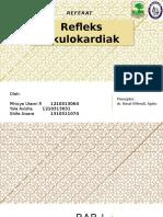 referat Oculocardiac reflex