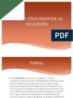 Rol Del Educador en La Inclusión