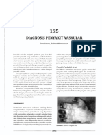 195. Diagnosis Penyakit Vaskular