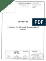 PPG NDT 04 UT for Forging Rev 01