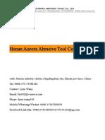 Catalogue Aurora