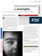 pediatric Meningitis Clinical