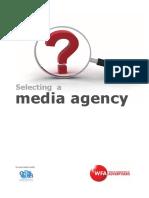 Selecting a Media Agency