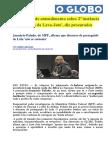 Mudança de Entendimento PALUDO Oglobo 03 04 18