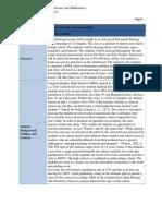 enworom sec science assessment plan