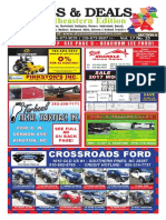 Steals & Deals Southeastern Edition 4-5-18