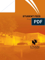 Student Fees 2016