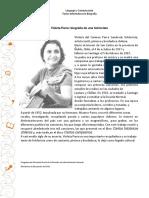 Biografia Violeta Parra
