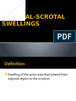 Inguinal Scrotal Swellings