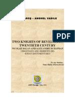 TWO KNIGHTS OF REVELATION TWENTIETH CENTURY NICOLAE BALAN AND ALEXANDRU SCHAFRAN (PPT)