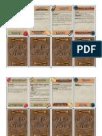Cartes d'Etat D&D 3.5