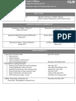 resume 2018 online