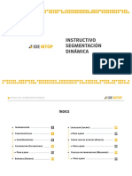 Instructivo Para Segmentación Dinámica - LRS