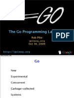 The Go Programming Language | Digital & Social Media