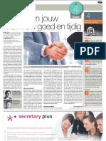 Bright Advocaten - De Standaard 2010-09-09 - Katern Innovatie