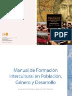 Manual de Formacion Intercultural en Poblacion Genero y Desarrollo