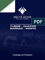 Catálogo Aços Delta