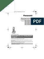 KX-TG3411.pdf