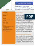 E & T Plastics | NetSuite Industrial Distributor Case Study