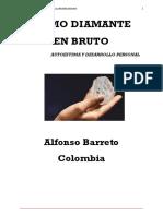 COMO DIAMANTE EN BRUTO AUTOESTIMA Y AUTOVALORACIÓN PERSONAL .pdf