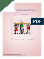 differentation portfolio