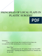 Basic Principles of Local Flap in Plastic Surgery (1)